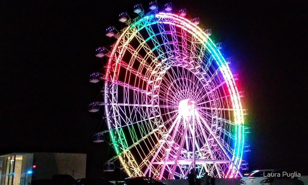 Ferris Wheel by Laura Puglia