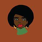 « Brown girl » par bintadesigns