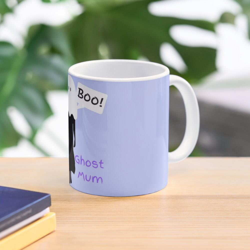 Ghost Mum  Mug