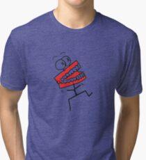 Talk To Me Baby Tri-blend T-Shirt