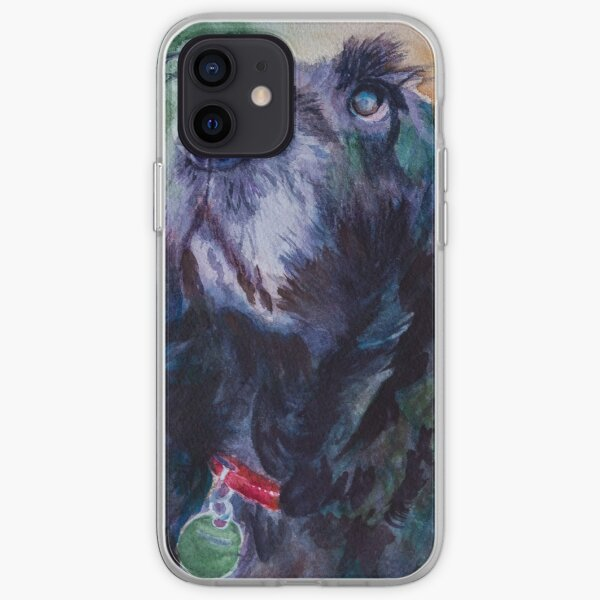 """MISA'S ORIGINAL ART """"AWESOME PETS"""" iPhone Soft Case"""