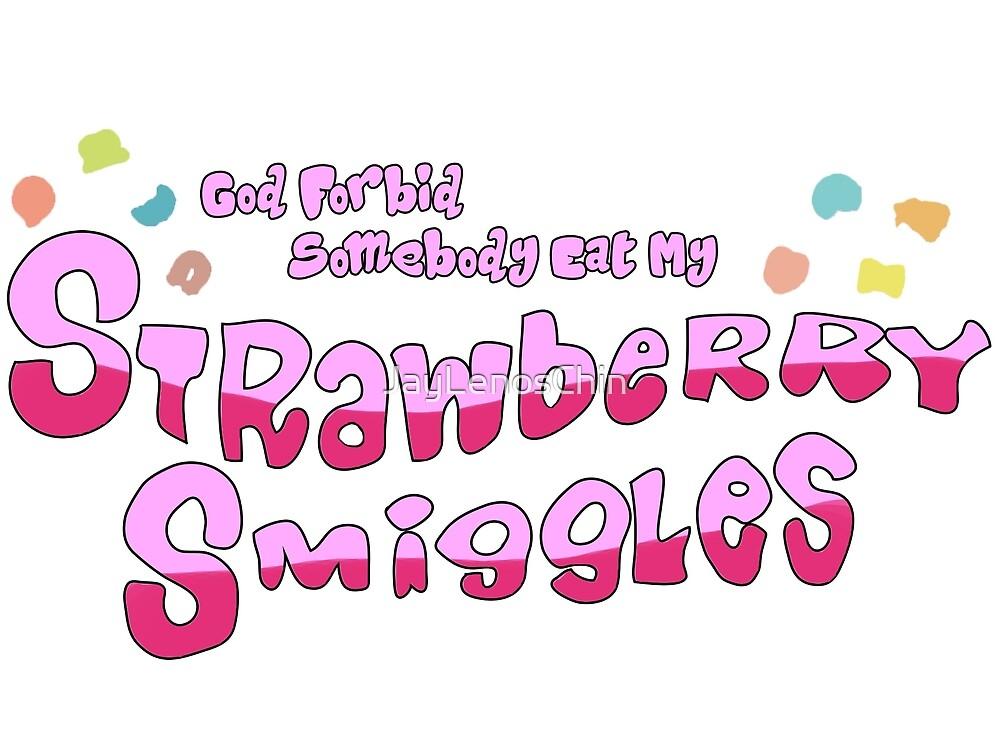 Rick and Morty // Strawberry Smiggles by JayLenosChin