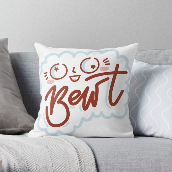 BEWT by AussiEmoji™ Australia Throw Pillow