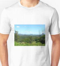Glasshouse mountains (2) T-Shirt
