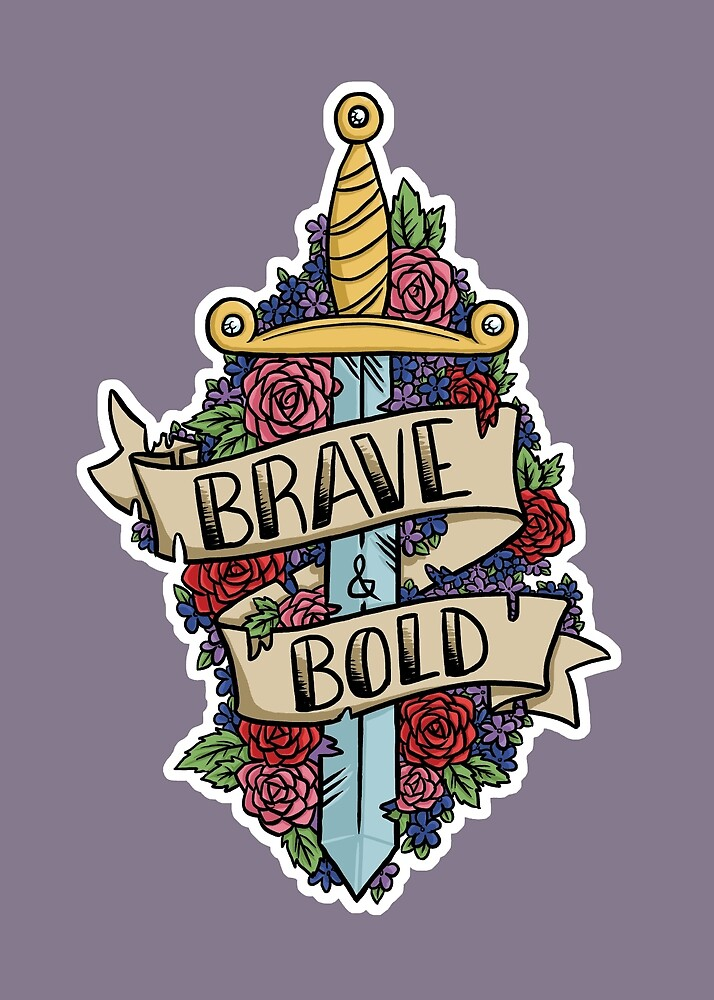 Brave and Bold by Catie Donnelly