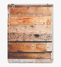 I Wood If I Could iPad Case/Skin
