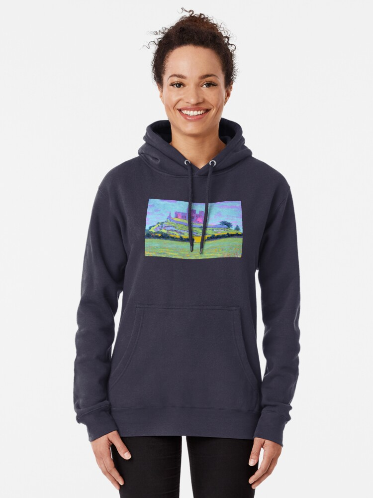 Alternate view of The Rock of Cashel III (Tipperary, Ireland) Pullover Hoodie