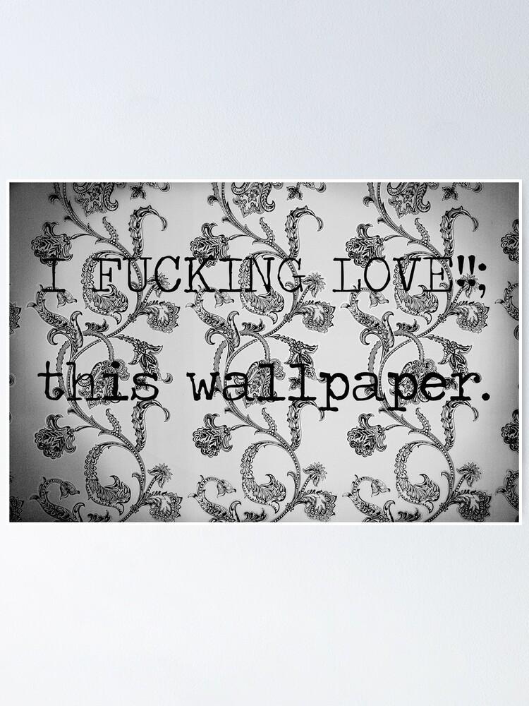 Alternate view of WALLPAPER? Poster