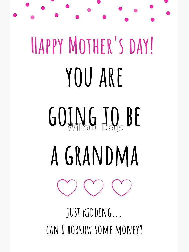 Happy Mothers Day Funny Mother S Day Gifts Jokes Puns Banter