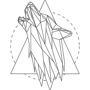 Wolf Geometric by fxxu