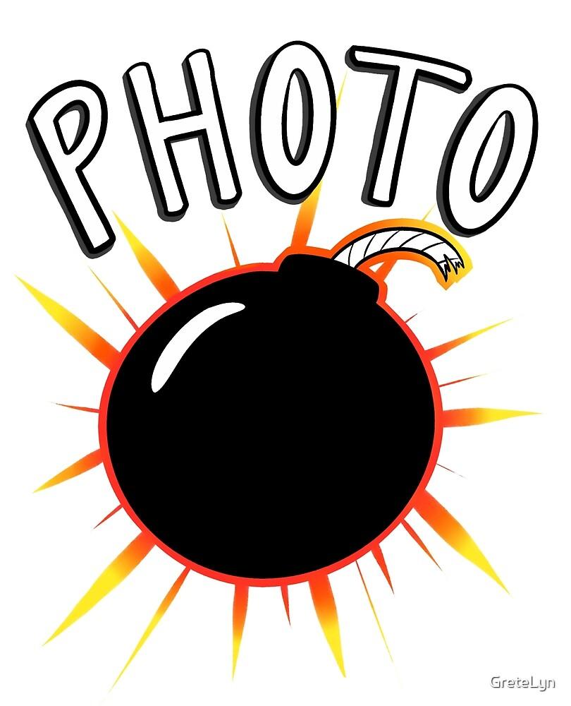 Photo Bomb by GreteLyn