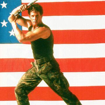American Ninja by moviemadness