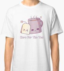 Kawaii   Here For The Tea  Classic T-Shirt