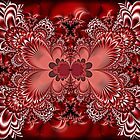 Freaky Red... by Roz Rayner-Rix