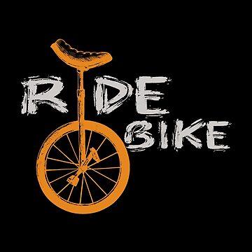 Ride Bike Desgin by SmartStyle