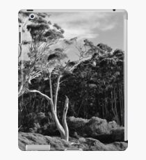 hold hands forever iPad Case/Skin