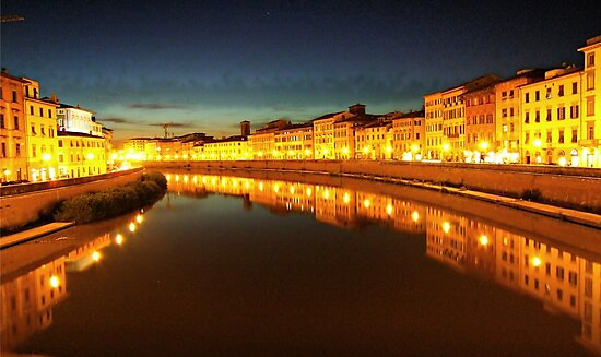 "A DIFFERENT LOOK ON PISA by Antonello Incagnone ""incant"""