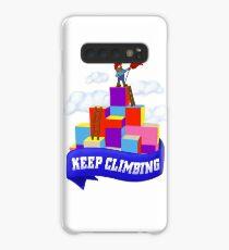 Keep Climbing Case/Skin for Samsung Galaxy
