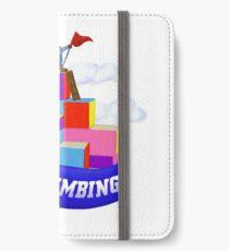 Keep Climbing iPhone Wallet/Case/Skin