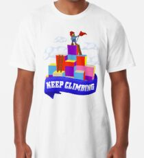 Keep Climbing Long T-Shirt