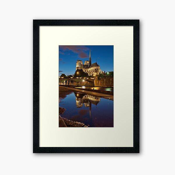 Cathédrale Notre-Dame de Paris Impression encadrée