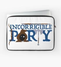 The Incorrigible Party Laptop Sleeve