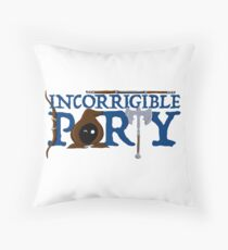 The Incorrigible Party Floor Pillow