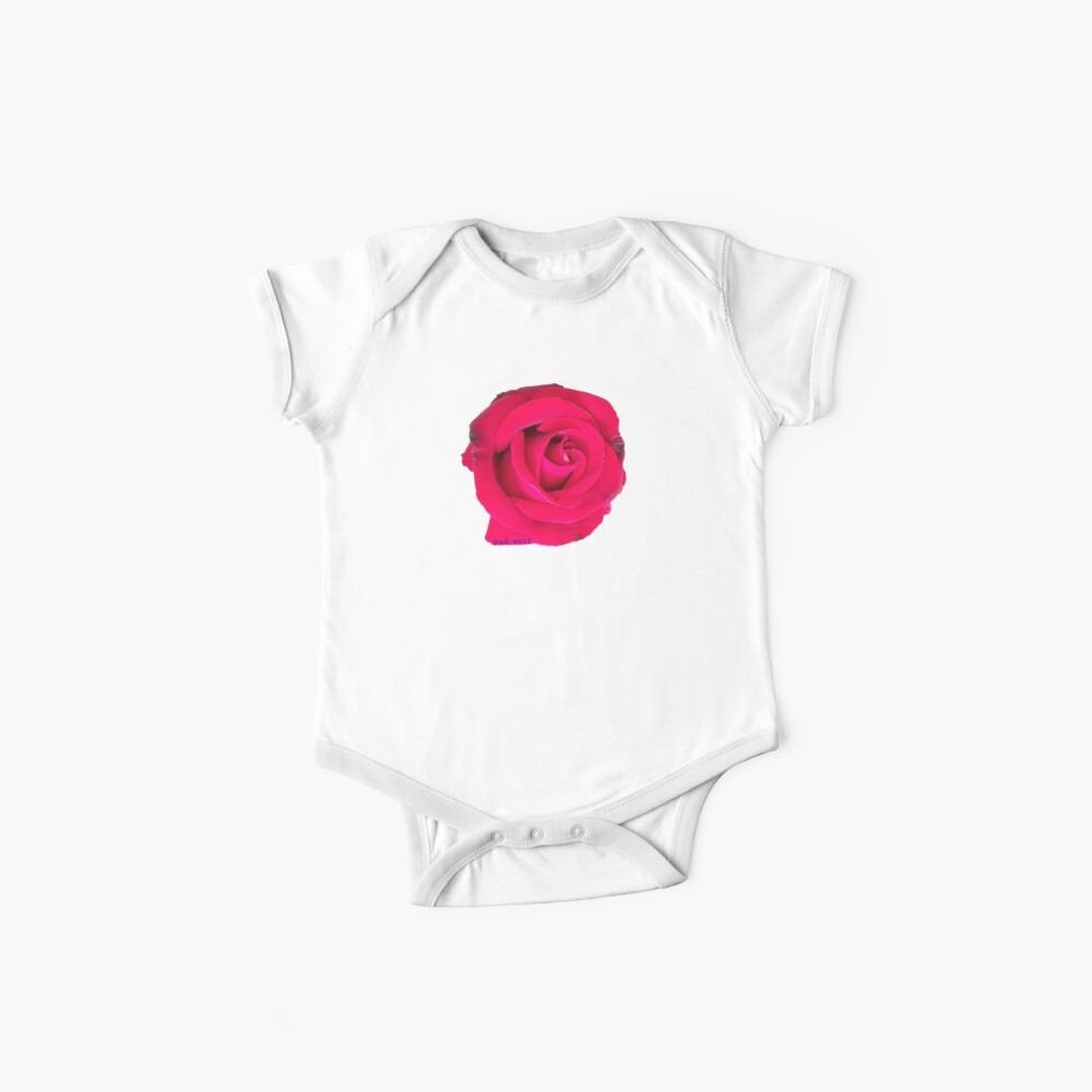 Rose, the Bad Wolf Baby One-Pieces