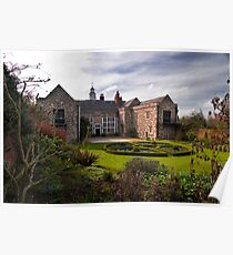 Hall Place Gardens Poster
