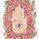 Mystical Hand by zephyrra