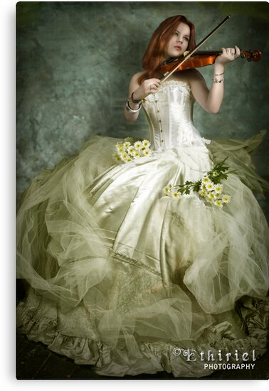 Music And Fine Lace by linifer