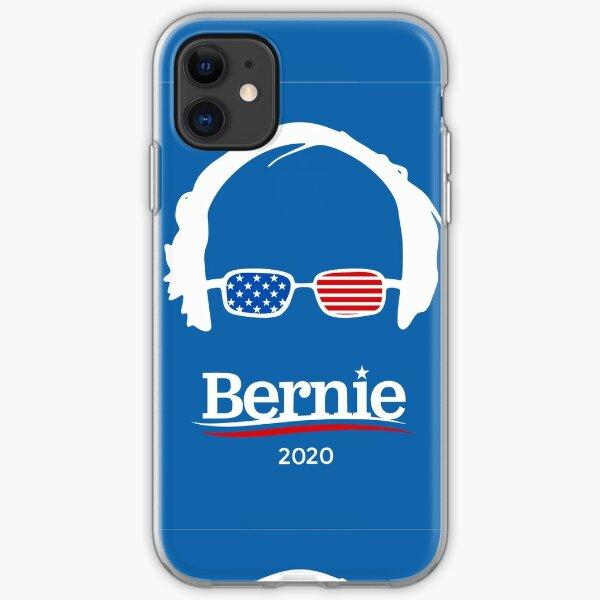 Bernie Sanders 2020 iPhone Soft Case