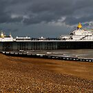 Eastbourne Pier von Country  Pursuits