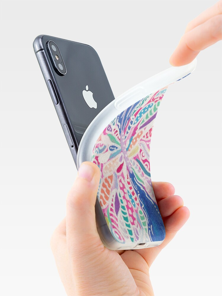 Alternate view of Confetti iPhone Case & Cover