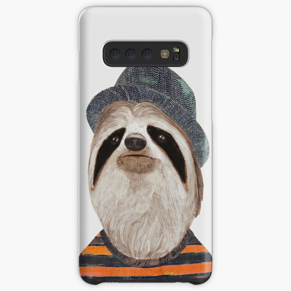 Sloth Case & Skin for Samsung Galaxy
