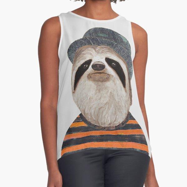 Funny griffes Sloth Fashion Cool Débardeur Femme Tank Top Taille Unique Cadeau Idéal