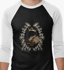 The King that should have been Men's Baseball ¾ T-Shirt