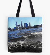Perth's Edge Tote Bag