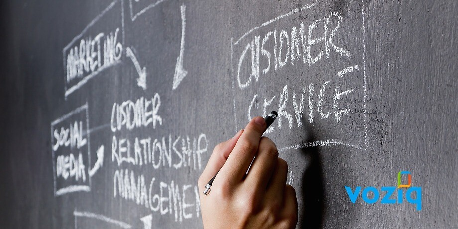 Plan out your strategies with most accurate Customer Service data by voziq