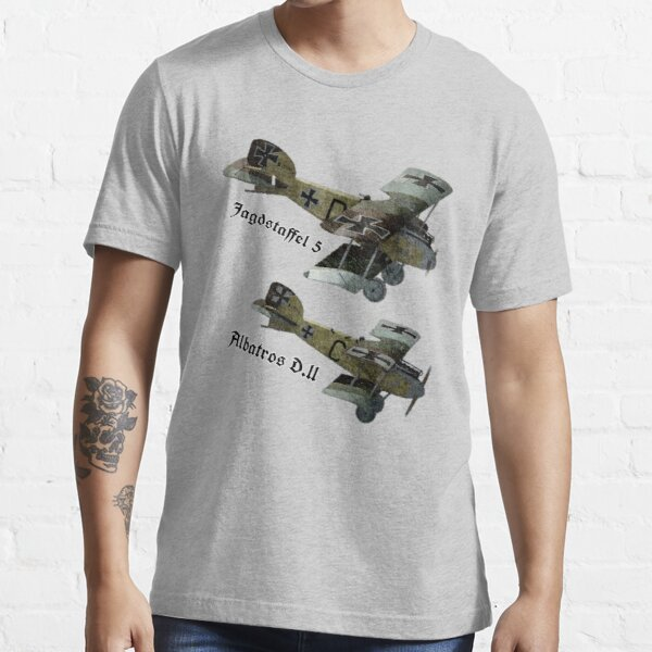 Jasta 5 Albatros D.II Essential T-Shirt