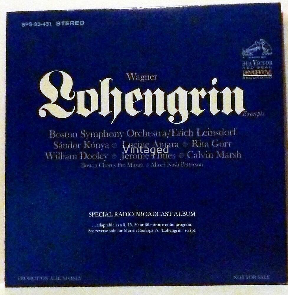 Richard Wagner - Lohengrin by Vintaged