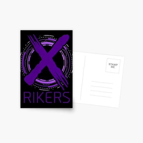 Rikers Postcard