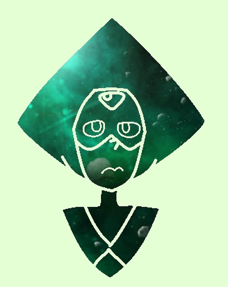 Peridot- Green Space by E JB