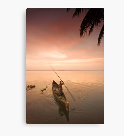 Yup, another boat Canvas Print