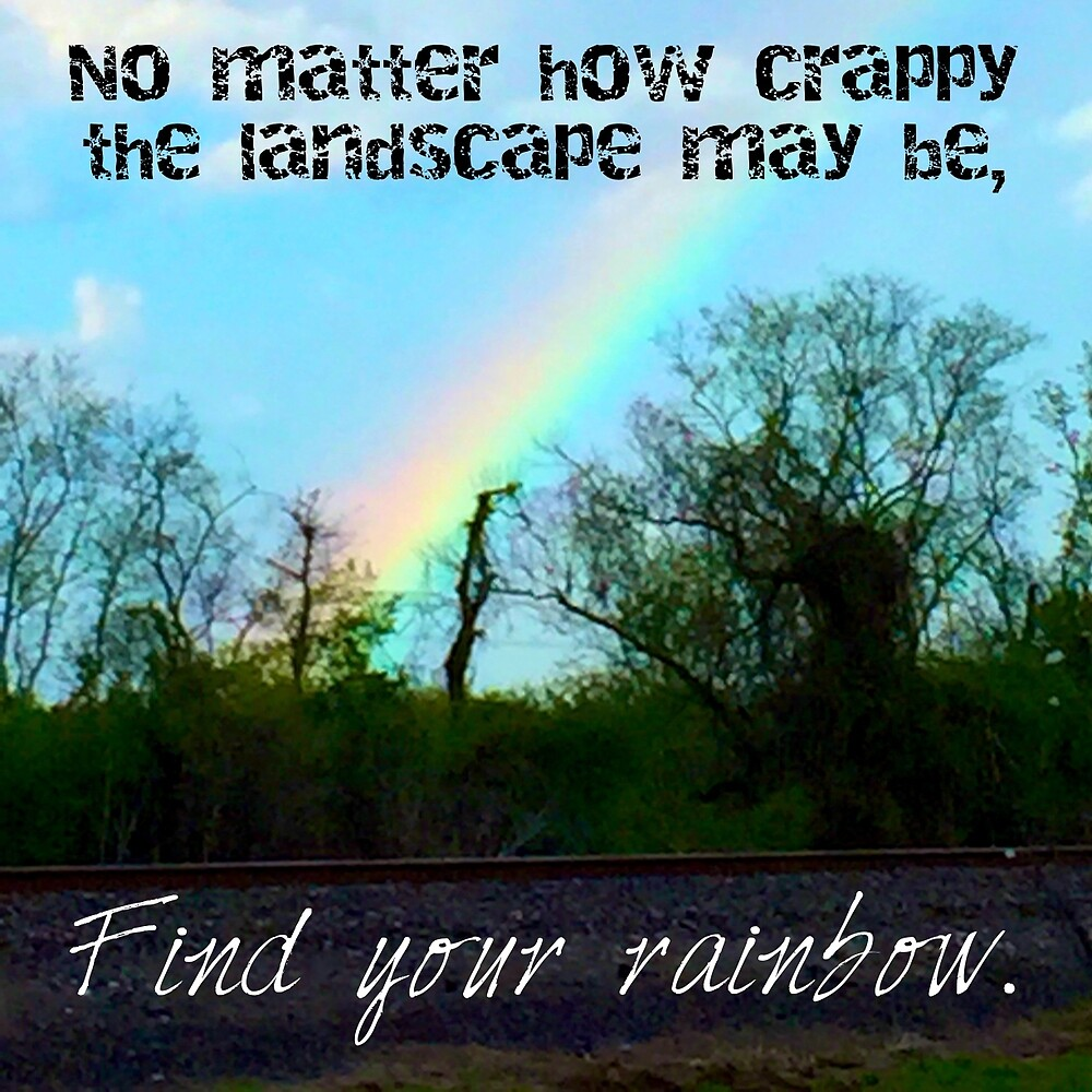 Find Your Rainbow by Marc Bublitz