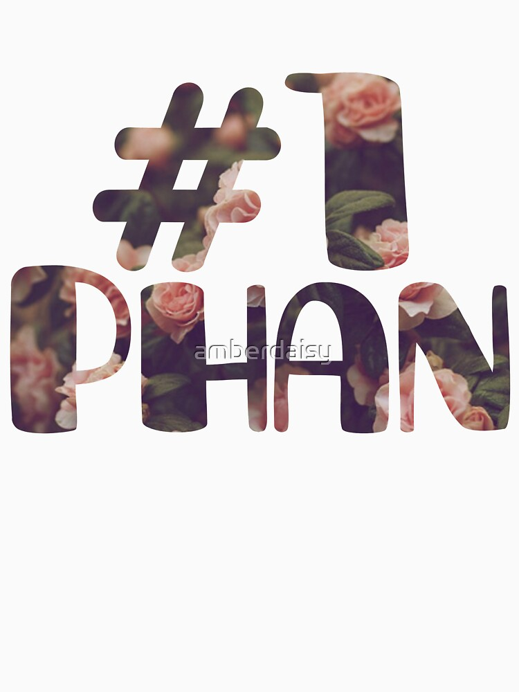 Number One Phan by amberdaisy