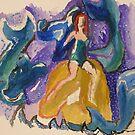 Mermaid by Rachael  Hope