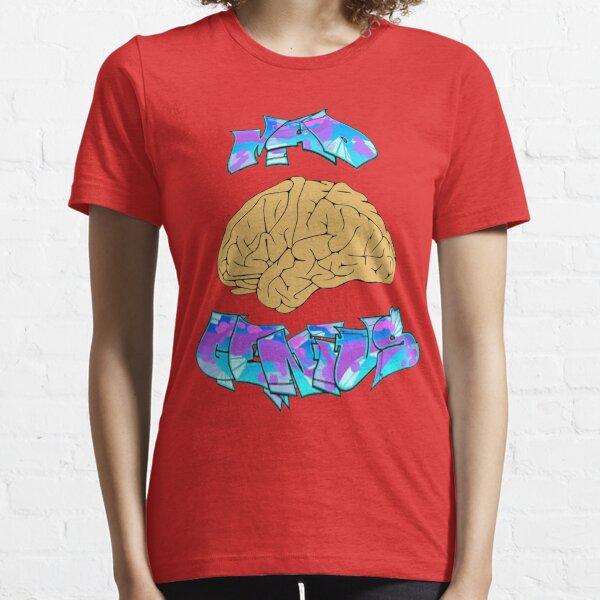 Mad Genius Brain Essential T-Shirt