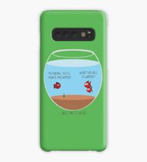 This is water Case/Skin for Samsung Galaxy
