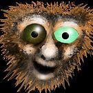 La'ata, le singe aux yeux vairon by AnnQuark